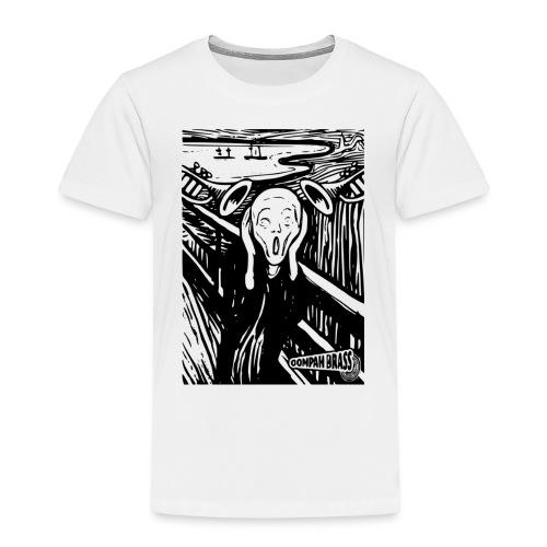 Oompah Brass Scream - Kids' Premium T-Shirt