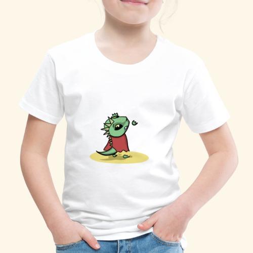 Dragin Needs Help - Kinderen Premium T-shirt