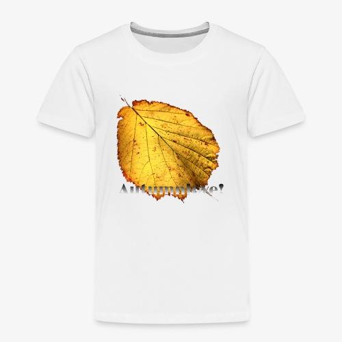 F69863C9 ED92 4705 B3C5 D055637DC165 - Premium T-skjorte for barn