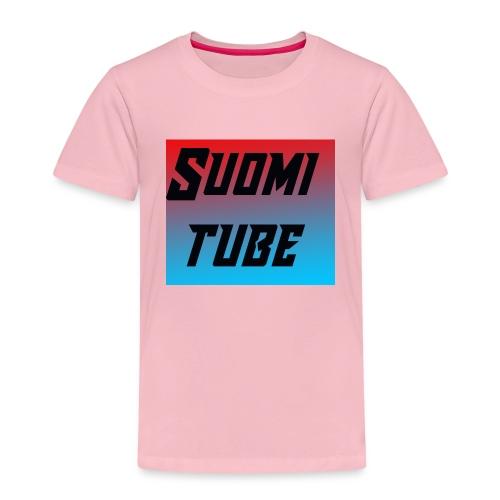 SuomiTube - Lasten premium t-paita