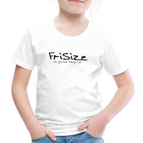 30102019234416A frisize - Børne premium T-shirt