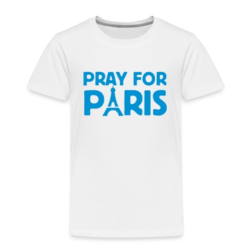 pray_for_paris - Kinder Premium T-Shirt
