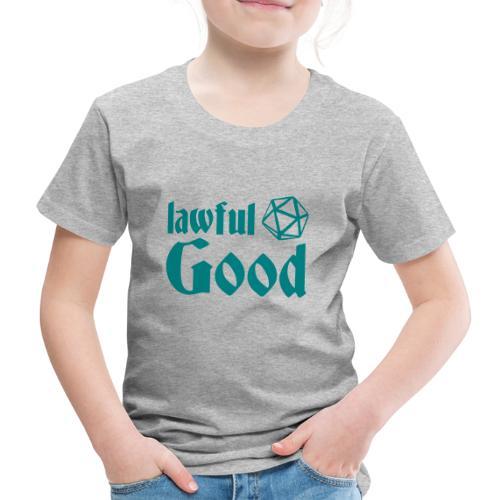 lawful good - Kids' Premium T-Shirt