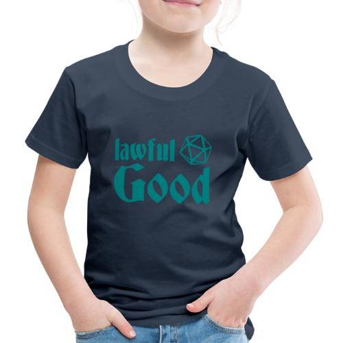 lawful good - Kids' Premium T-Shirt