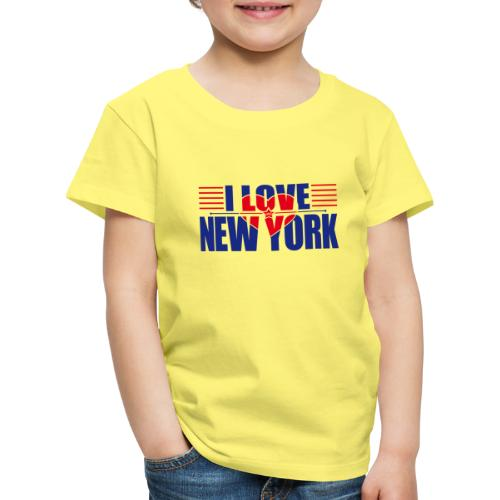 love new york - T-shirt Premium Enfant