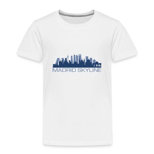 MADRIDSKYLINE - Camiseta premium niño