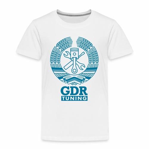 GDR Tuning Coat of Arms 1c - Kids' Premium T-Shirt