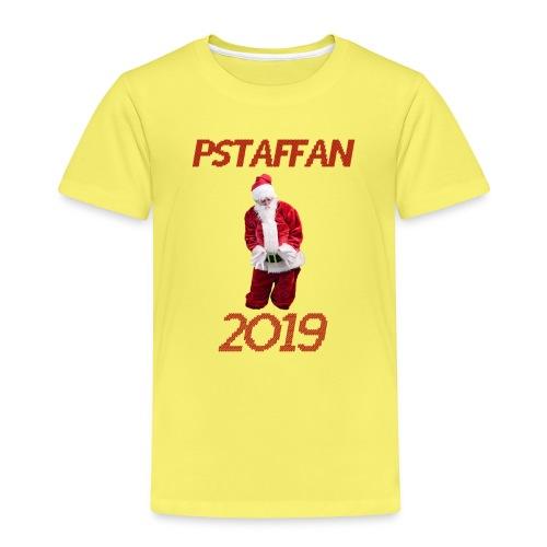 jultroja - tomten 2019 - Premium-T-shirt barn