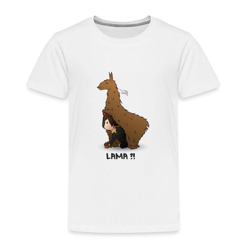 LAMA ?! - T-shirt Premium Enfant
