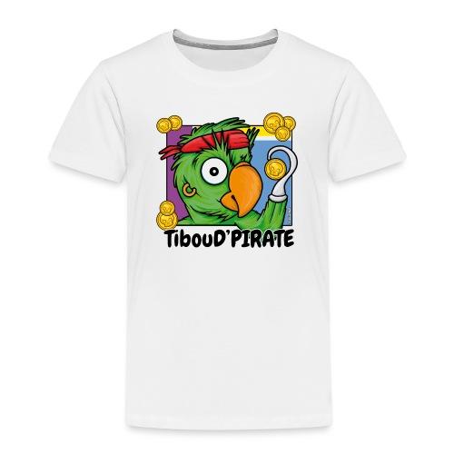 TibouD'PIRATE - T-shirt Premium Enfant