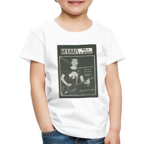 Svart Dr Krall - Premium-T-shirt barn