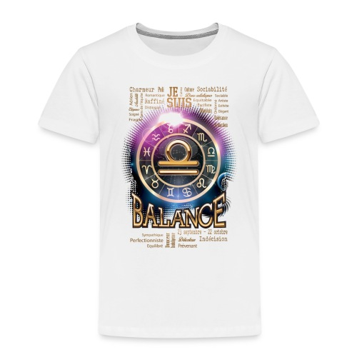 BALANCE - T-shirt Premium Enfant