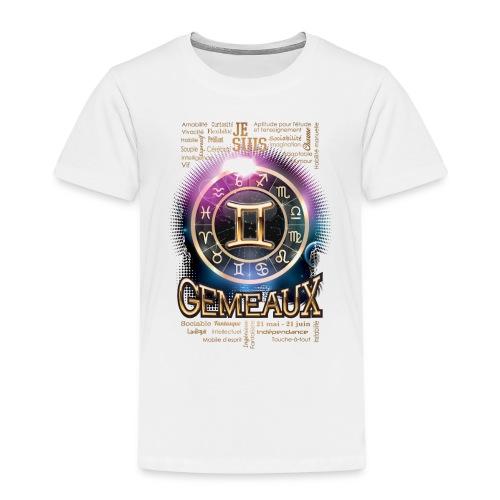 GEMAUX - T-shirt Premium Enfant