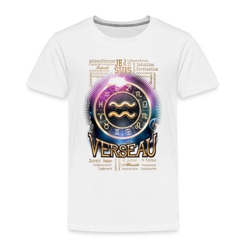 VERSEAU - T-shirt Premium Enfant