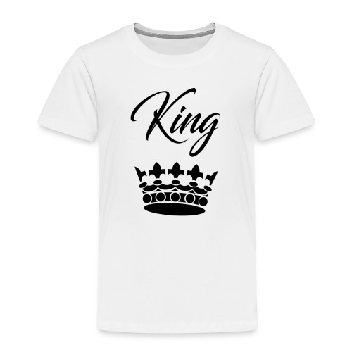 king crown - T-shirt Premium Enfant