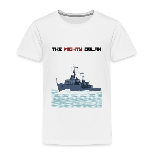 The Mighty Orlan - Kids' Premium T-Shirt