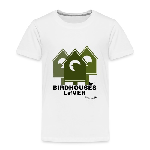 Bird House Lover - Camiseta premium niño