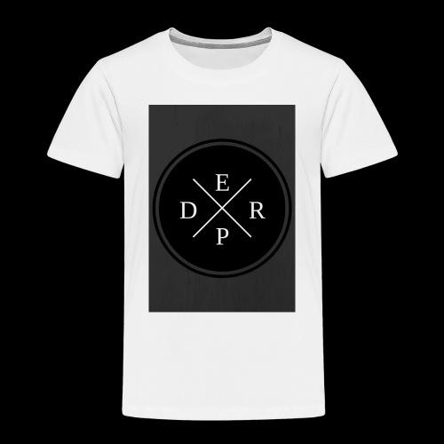Derpy tee - Premium-T-shirt barn