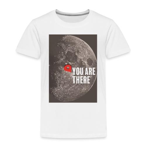 Dans la lune - T-shirt Premium Enfant
