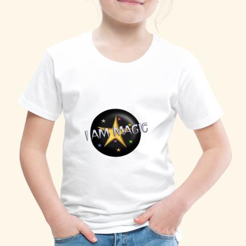 I AM Magic3 - Kinder Premium T-Shirt