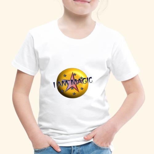 I AM Magic1 - Kinder Premium T-Shirt
