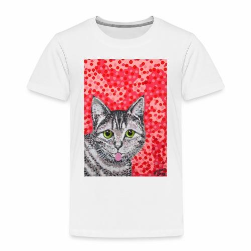 The Finnish Cat - Kids' Premium T-Shirt