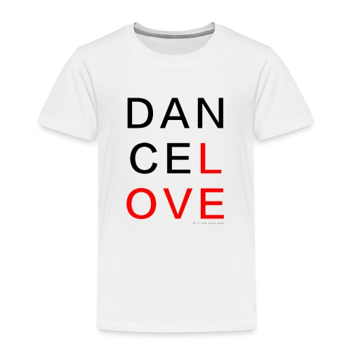 dancelove - Kinder Premium T-Shirt
