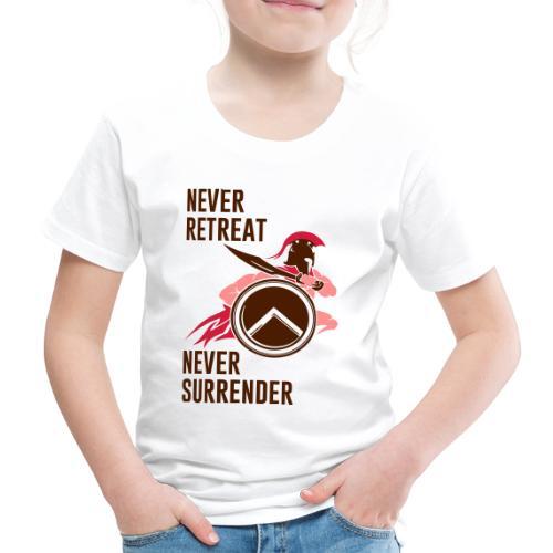 SPARTA - Kinderen Premium T-shirt