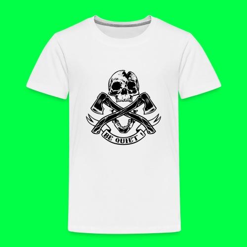 BE QUIET - T-shirt Premium Enfant