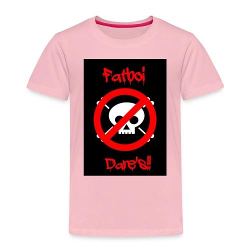 Fatboi Dares's logo - Kids' Premium T-Shirt
