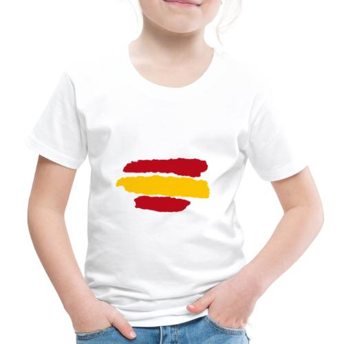 Bandera España - Camiseta premium niño
