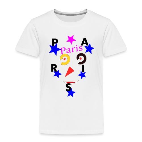 Paris avec etoile - T-shirt Premium Enfant
