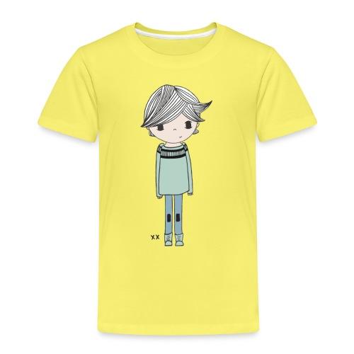 jongetje - Kinderen Premium T-shirt