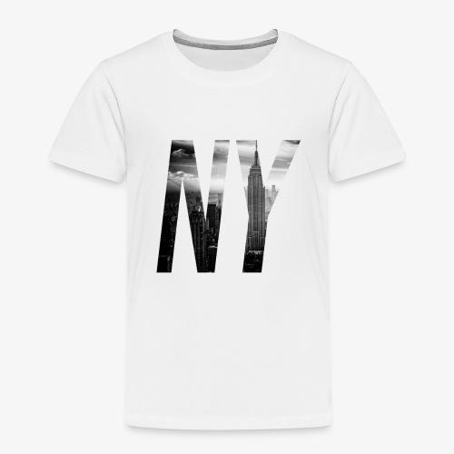 NY - Camiseta premium niño