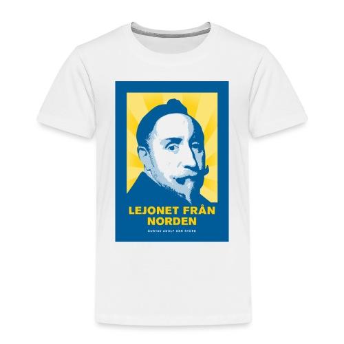 Lejonet från Norden - Premium-T-shirt barn