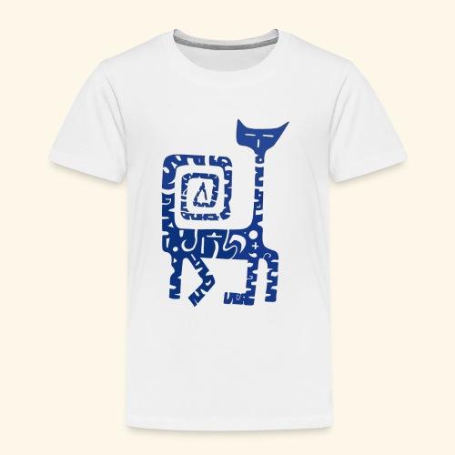 Gato Espiral - Camiseta premium niño
