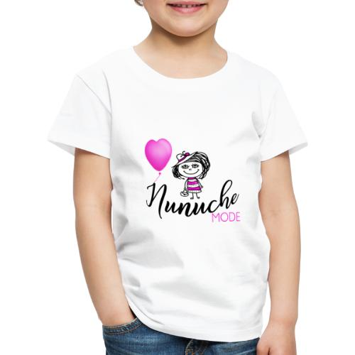 logo nunuchev2 - T-shirt Premium Enfant