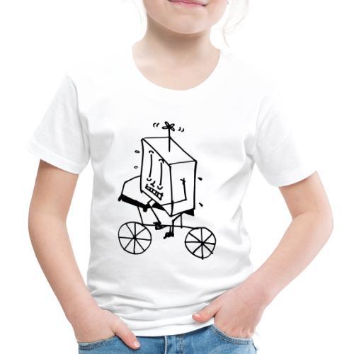 bike thing - Kids' Premium T-Shirt