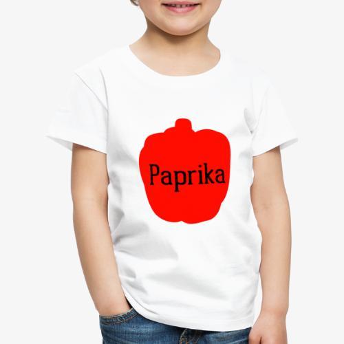 Paprika - Kinder Premium T-Shirt