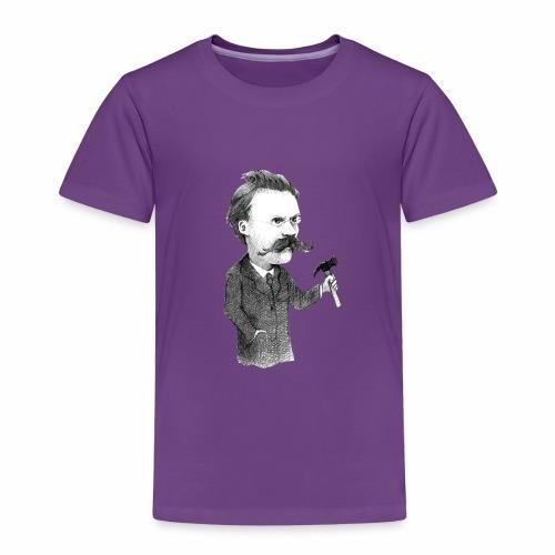 Nietzsche - Camiseta premium niño