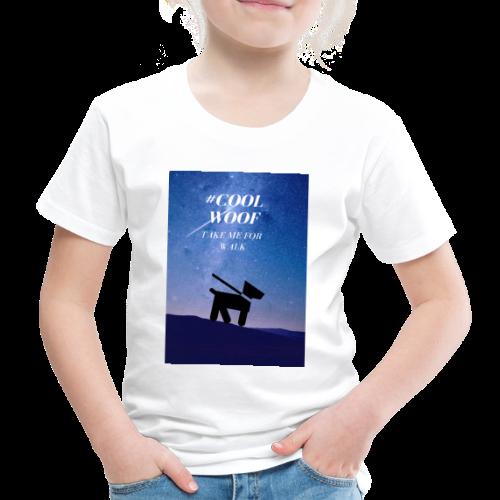 TAKE ME FOR WALK - Koszulka dziecięca Premium