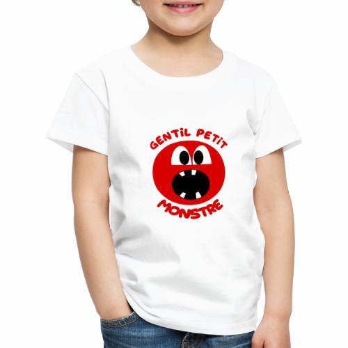 Gentil Petit Monstre - T-shirt Premium Enfant