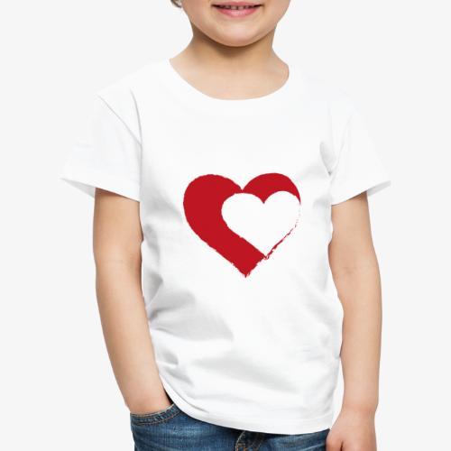 2LOVE - Maglietta Premium per bambini