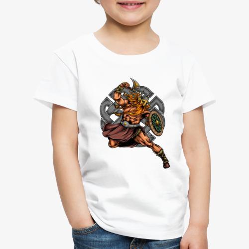 Guerrier viking - T-shirt Premium Enfant