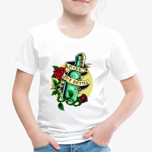 Bouteille d'alcool - T-shirt Premium Enfant