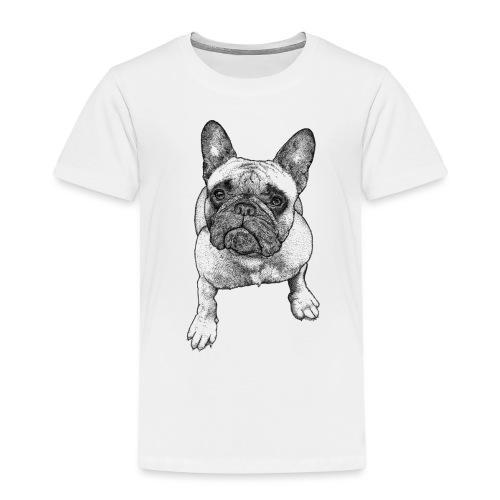 French Bulldog - T-shirt Premium Enfant