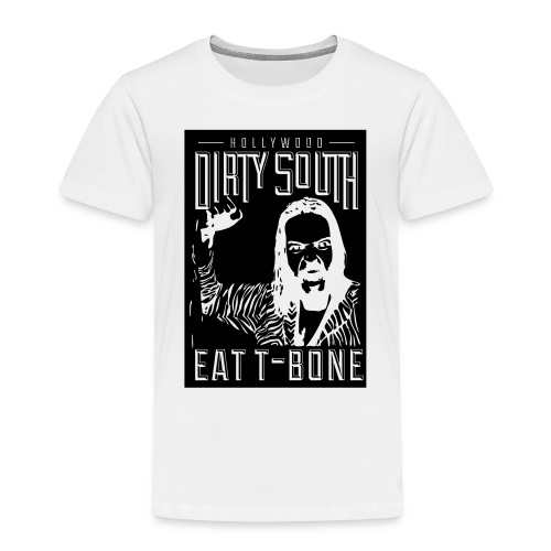 Dirty South - Eat T-Bone - Kids' Premium T-Shirt