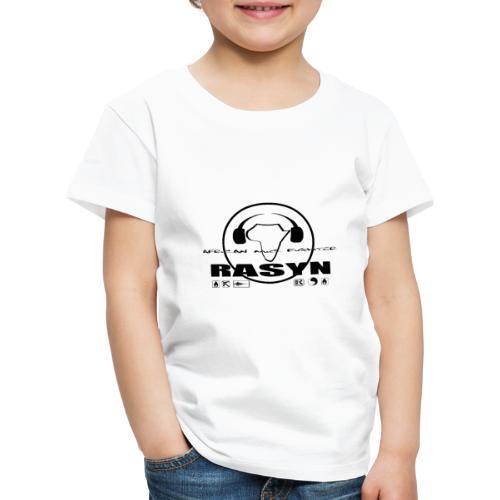 RASYN Peace Africa ® - Kinder Premium T-Shirt