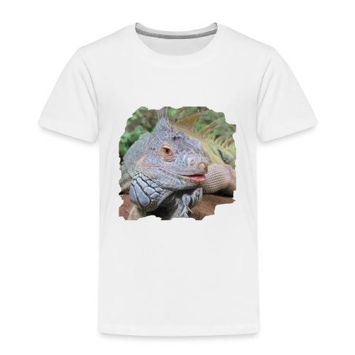 leguaan - Kinderen Premium T-shirt