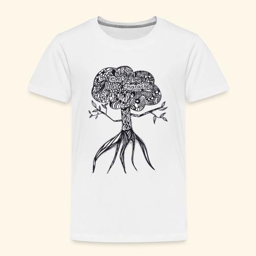 Every Tree Has Character Geschenk/ Geschenkidee - Kinder Premium T-Shirt
